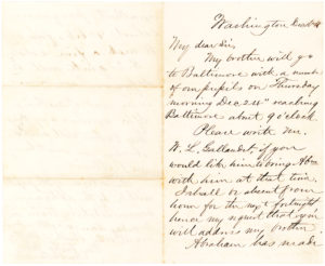 29551Uncommon Autograph Letter Signed from Pioneering Advocate for the Education of the Hearing Impaired about an Exceptional Student