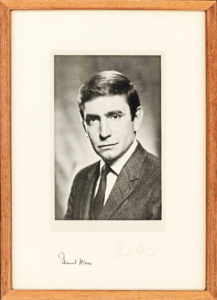 "30141Signed Photograph of the Celebrated Pulitzer-Prize Winning Author of the Plays ""Three Tall Women"" and ""Who's Afraid of Virginia Woolf?"""