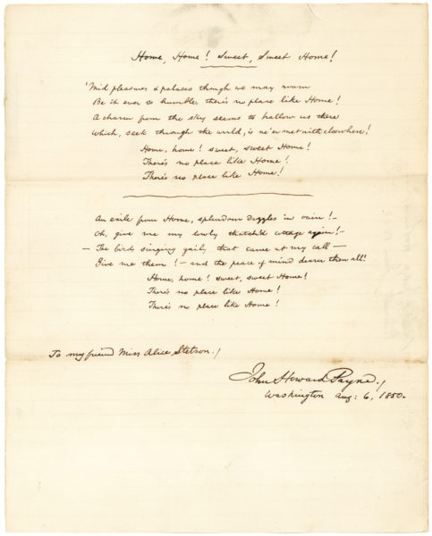 "Franklin Pierce Autograph Letter on Abolition and ""Negro Mania,"" Six Weeks after Lincoln's Emancipation Proclamation"