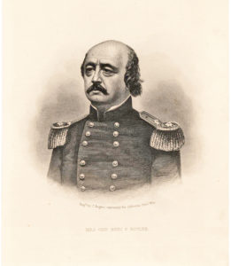 Union General Benjamin Butler Telegraphs General Winfield Scott about his Unauthorized March into Baltimore
