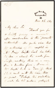 34467Explorer and Wife of Explorer Sir John Franklin Writes about Jonathan Swift, Moon Craters and Women's Education