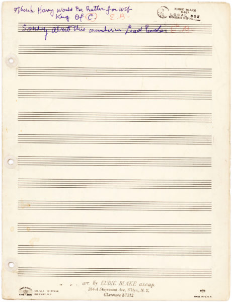 Document Referring to his Groundbreaking Composition  Inspired by Johann Sebastian Bach