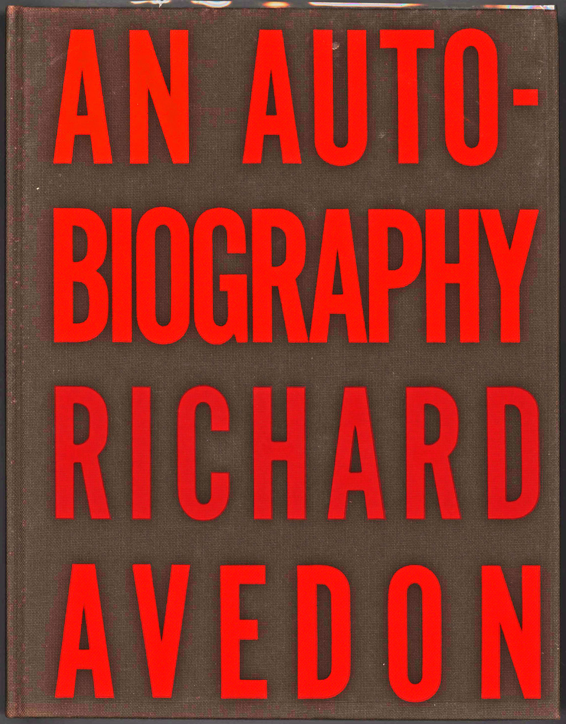 "Signed First Edition of ""An Autobiography"" in Mint Condition"