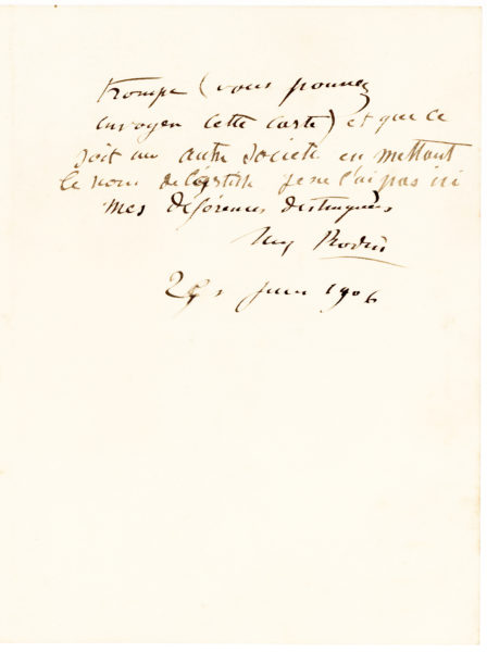 Delacroix, France's Leading French Romantic Painter, Writes to Franz Liszt's Mistress