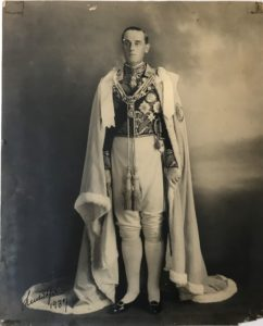 Rare Signed Photograph of Great Britain's Viceroy of India, the Marquess of Linlithgow