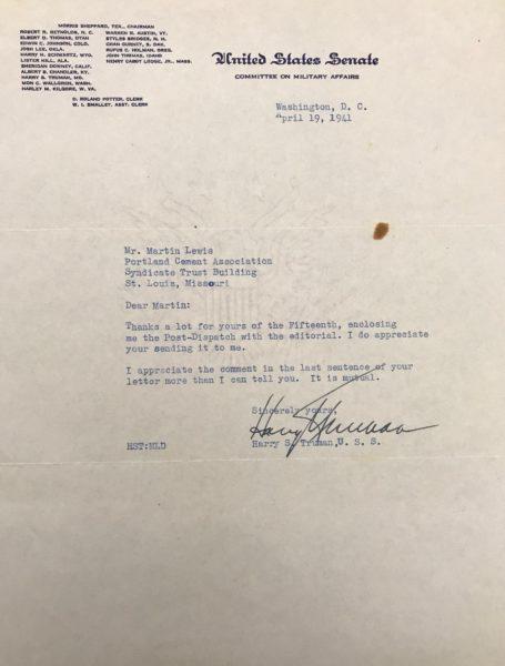 "Oversize Philippe Halsman Photograph Signed by ""Mr. Conservative,"" Senator Barry Goldwater"
