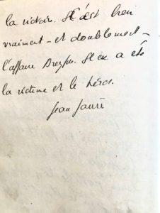 Alfred Dreyfus' Supporters Prepare an Autograph Album for His Son, Pierre